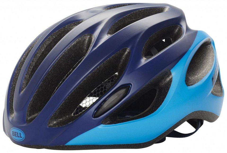 Bell Fahrradhelm »Draft Helmet unisize« in blau