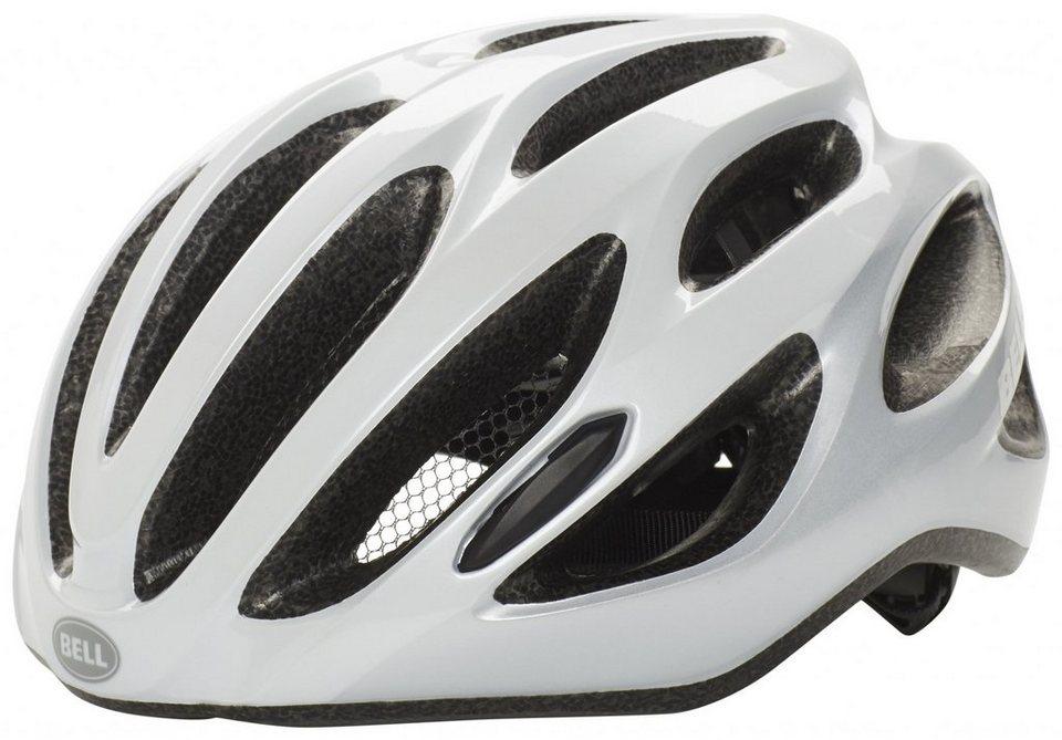 Bell Fahrradhelm »Draft Helmet unisize« in silber