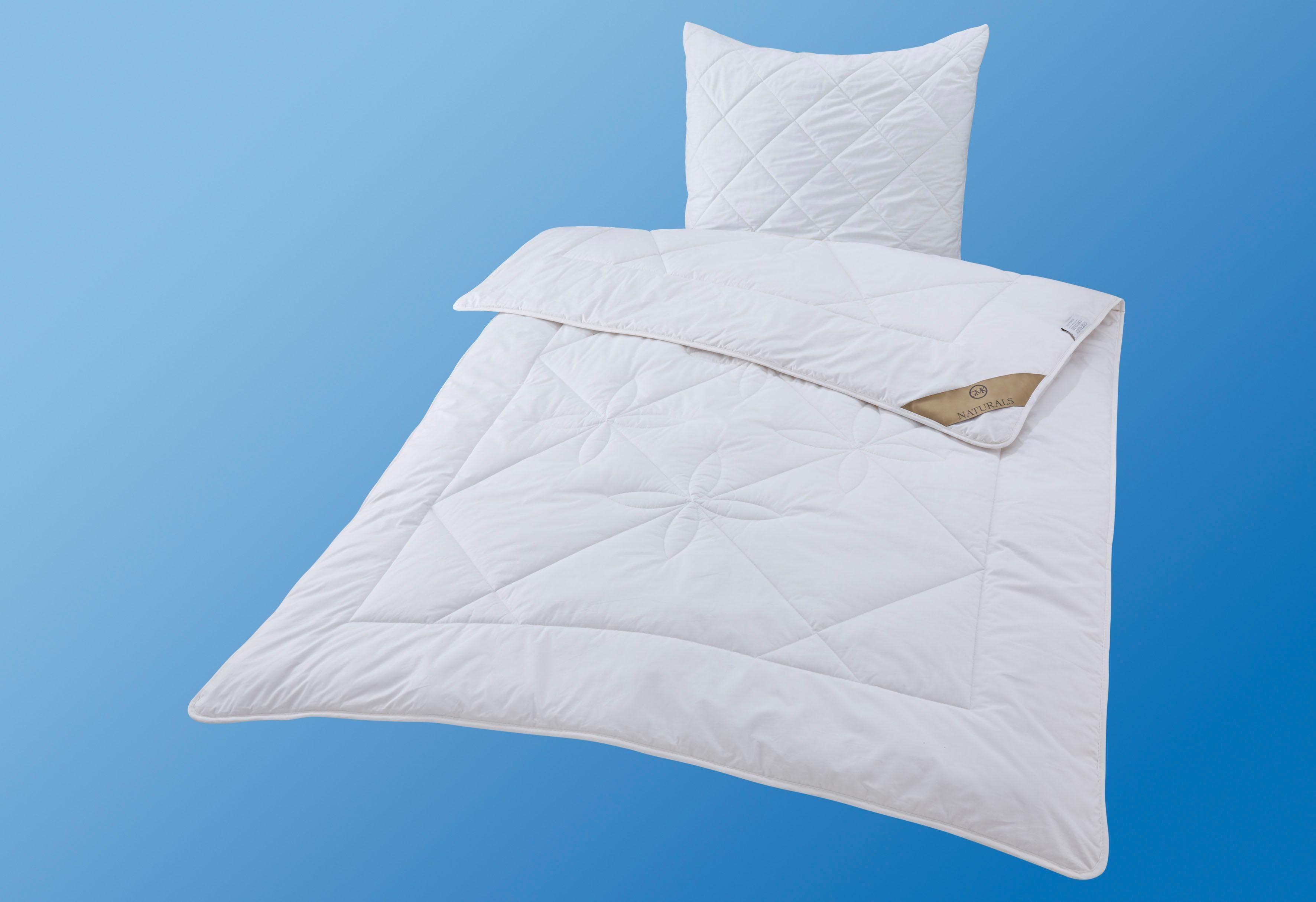 Bettdeckenset, »GMK Schurwolle«, GMK Home & Living, Schurwolle, Leicht - von Guido Maria Kretschmer empfohlen, natürliches Bettklima