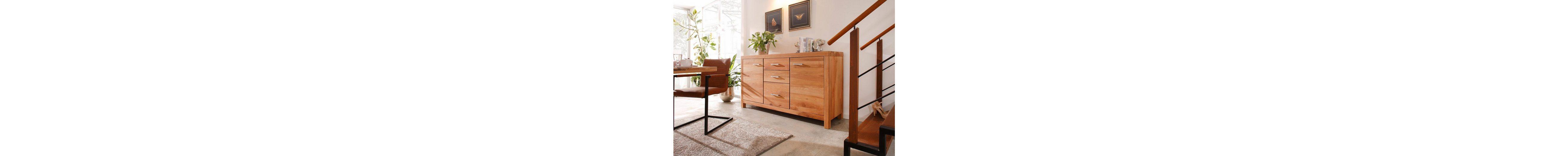 Premium collection by Home affaire Sideboard »Madeira«, mit 2 Türen & 3 Schubladen, Breite 172 cm