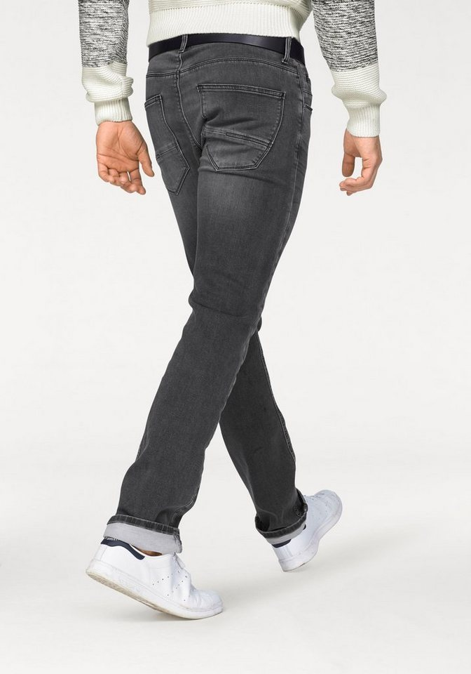 Bruno Banani Jogg Pants »Ethan (Stretch)« in black-washed