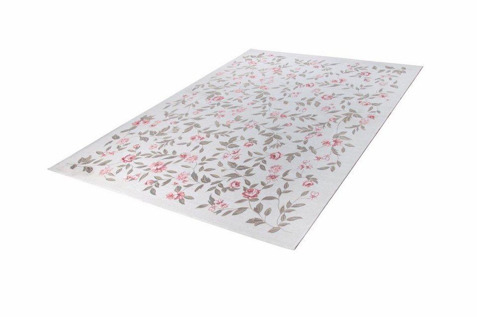 Orient-Teppich, Theko, »Flomi Frida« in beige