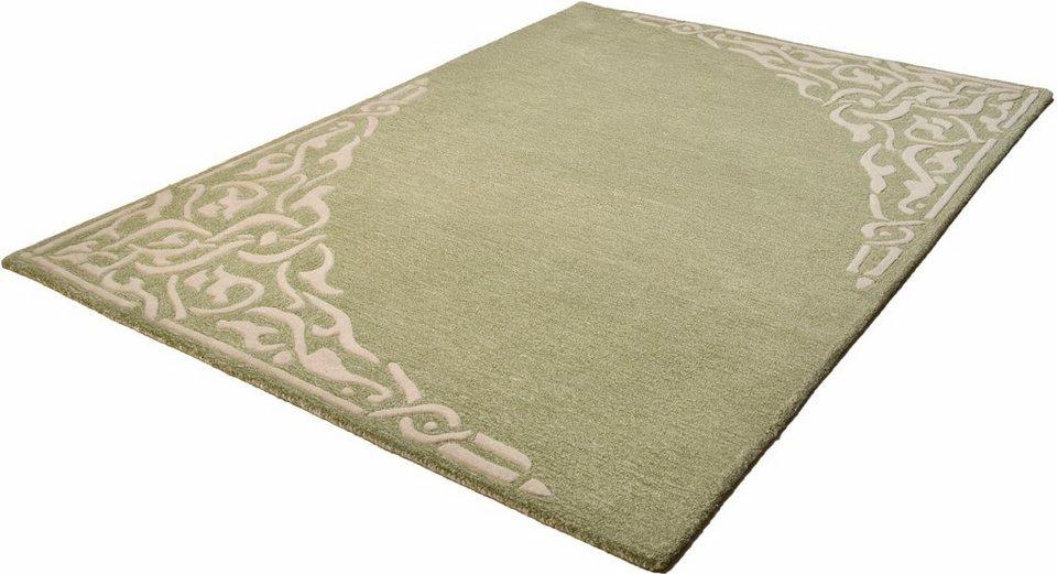 teppich aloha 8101 theko rechteckig h he 10 mm reine schurwolle online kaufen otto. Black Bedroom Furniture Sets. Home Design Ideas
