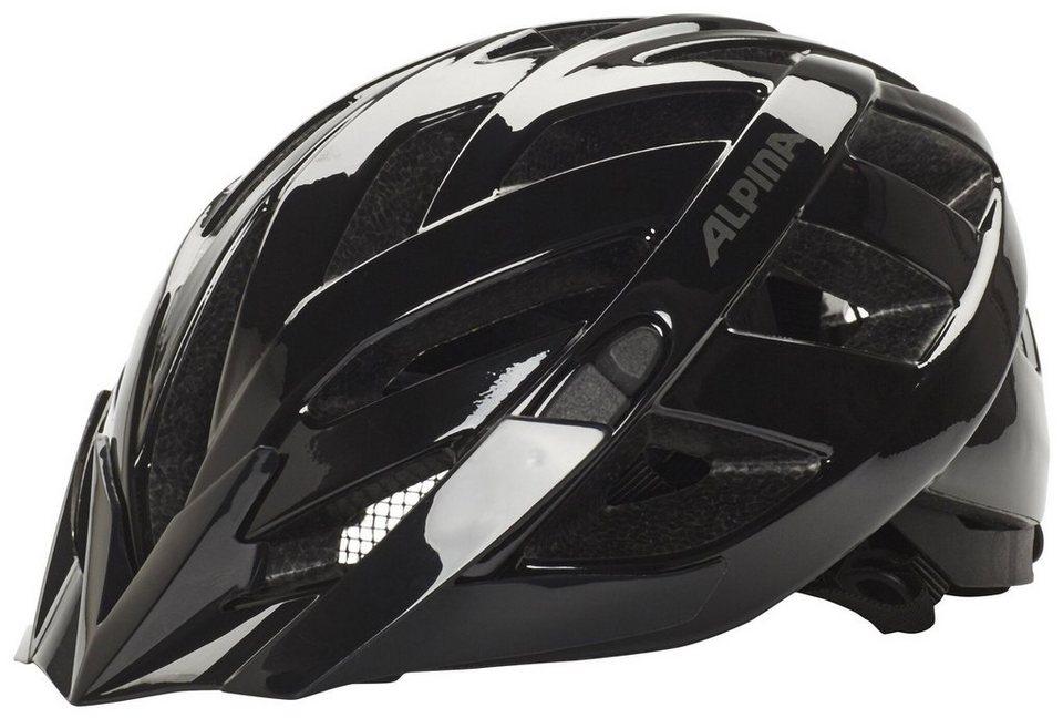 Alpina Fahrradhelm »Panoma Classic Helm« in schwarz