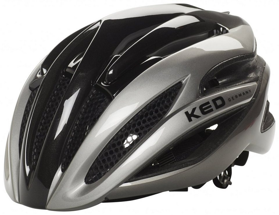 KED Fahrradhelm »Wayron Helmet« in schwarz