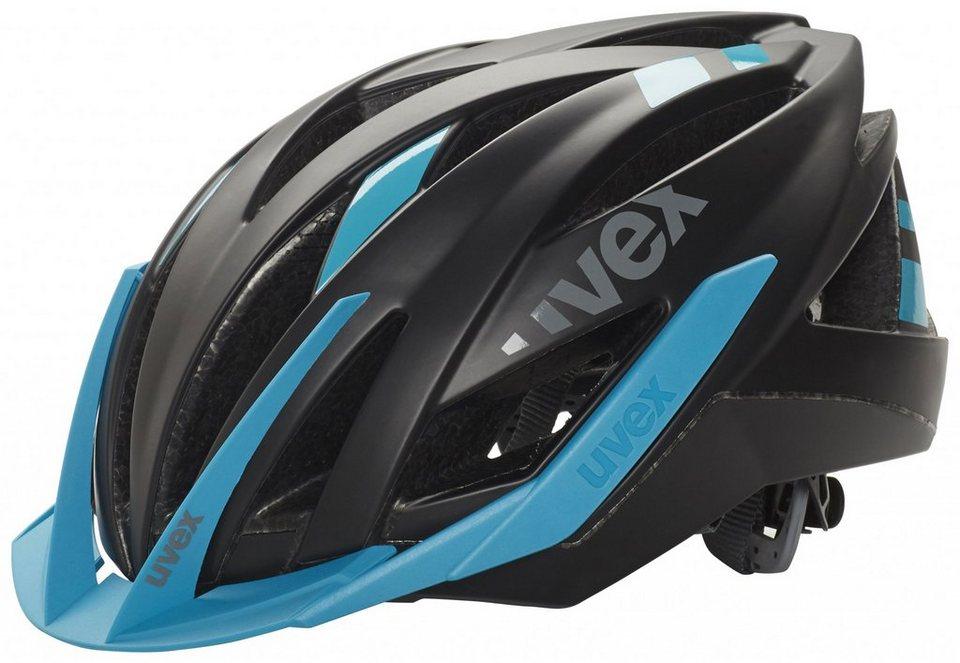 UVEX Fahrradhelm »ultra snc Helm« in schwarz