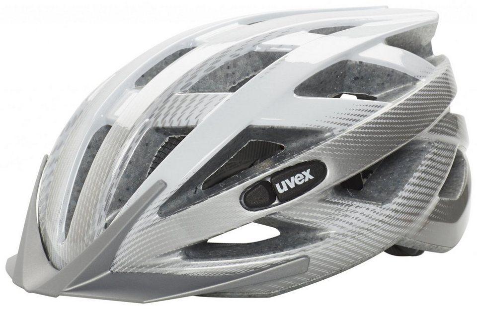 UVEX Fahrradhelm »i-vo c Helm« in weiß