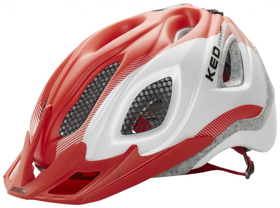 KED Fahrradhelm »Certus PRO Helmet« in rot