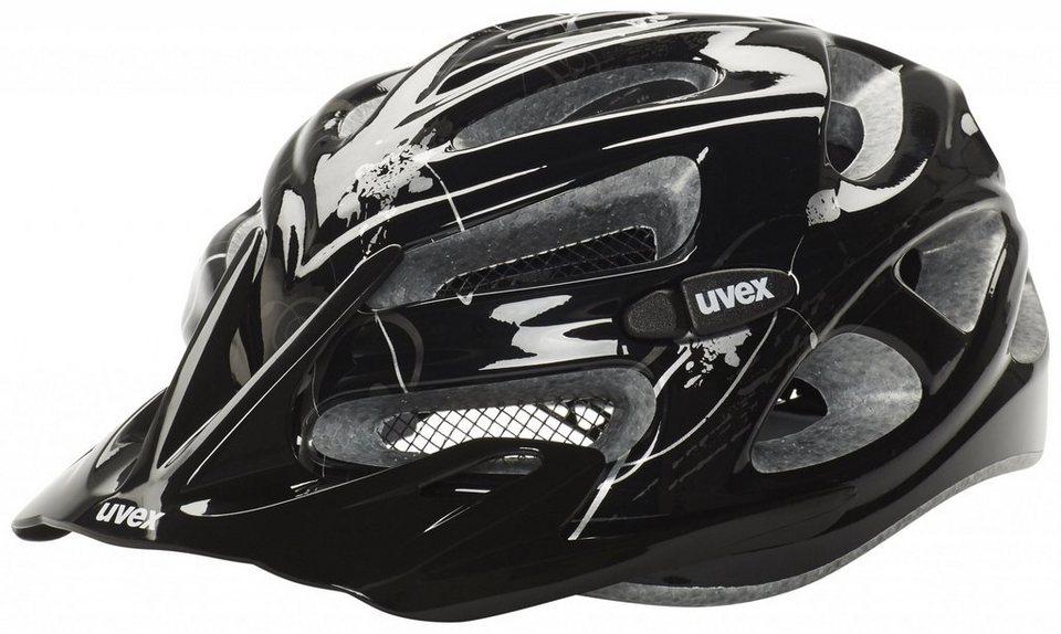 Uvex Fahrradhelm »onyx Helm Damen« in schwarz