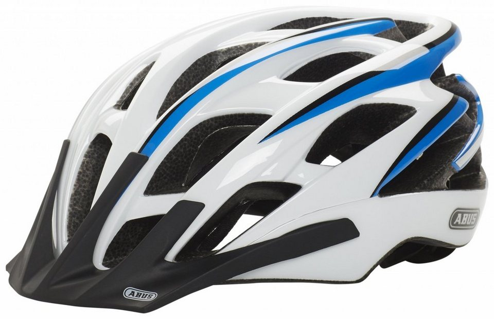 ABUS Fahrradhelm »S-Force Pro Helm« in weiß
