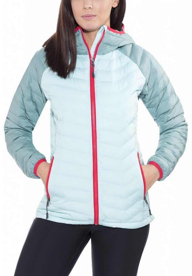 columbia outdoorjacke powder lite hooded jacket women. Black Bedroom Furniture Sets. Home Design Ideas