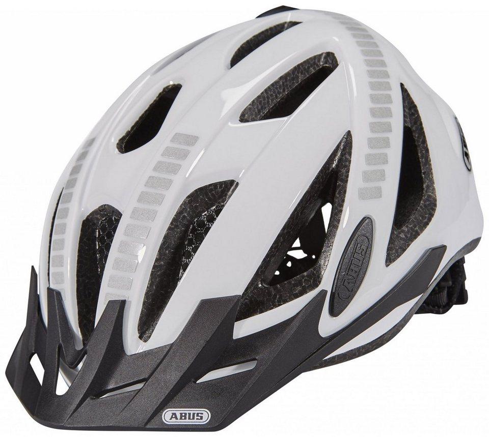ABUS Fahrradhelm »Urban-I v.2 Helm« in weiß