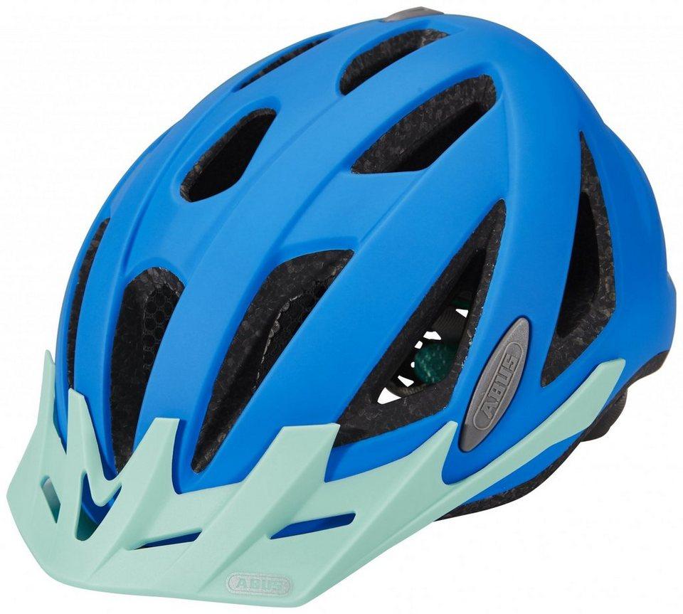 ABUS Fahrradhelm »Urban-I v.2 Helm« in blau