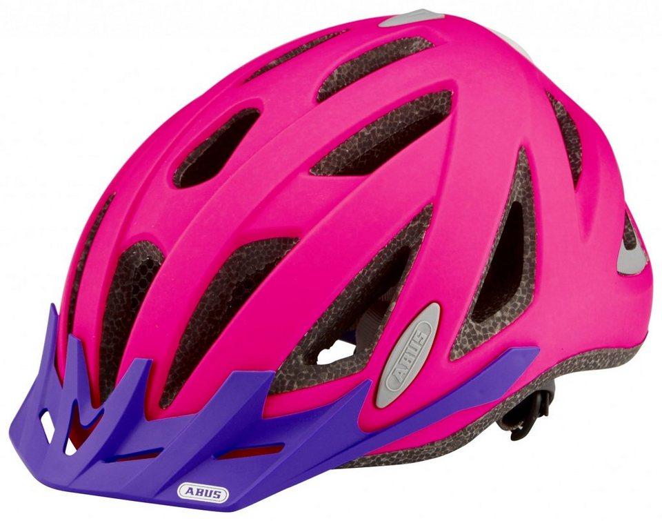 ABUS Fahrradhelm »Urban-I v.2 Helm« in pink