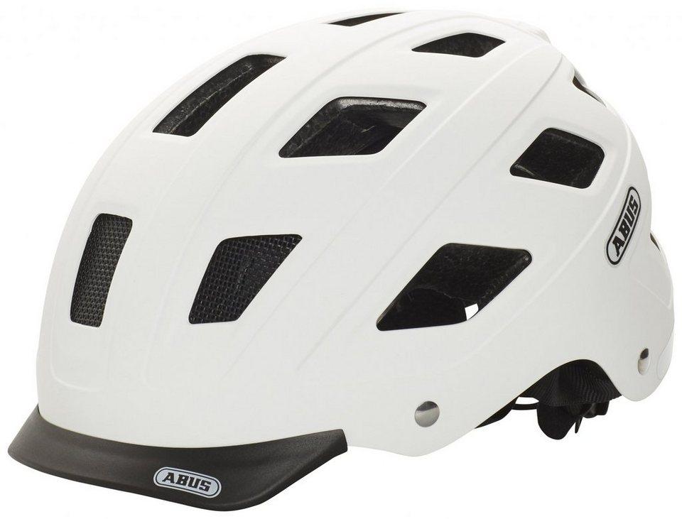 ABUS Fahrradhelm »Hyban Helm« in weiß