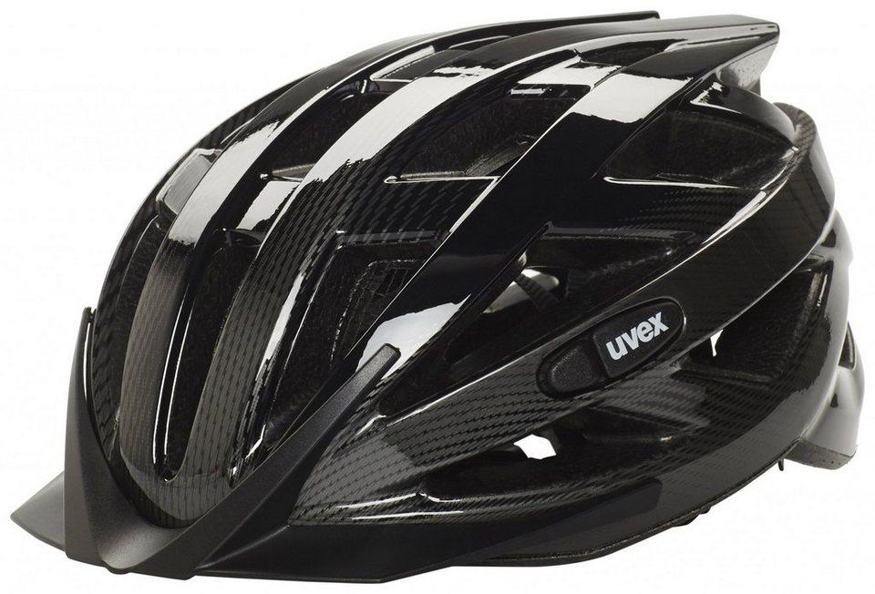 UVEX Fahrradhelm »i-vo c Helm« in schwarz