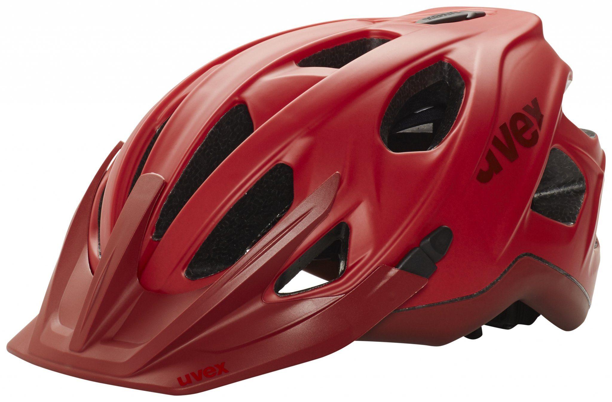 Uvex Fahrradhelm »stivo cc Helm«