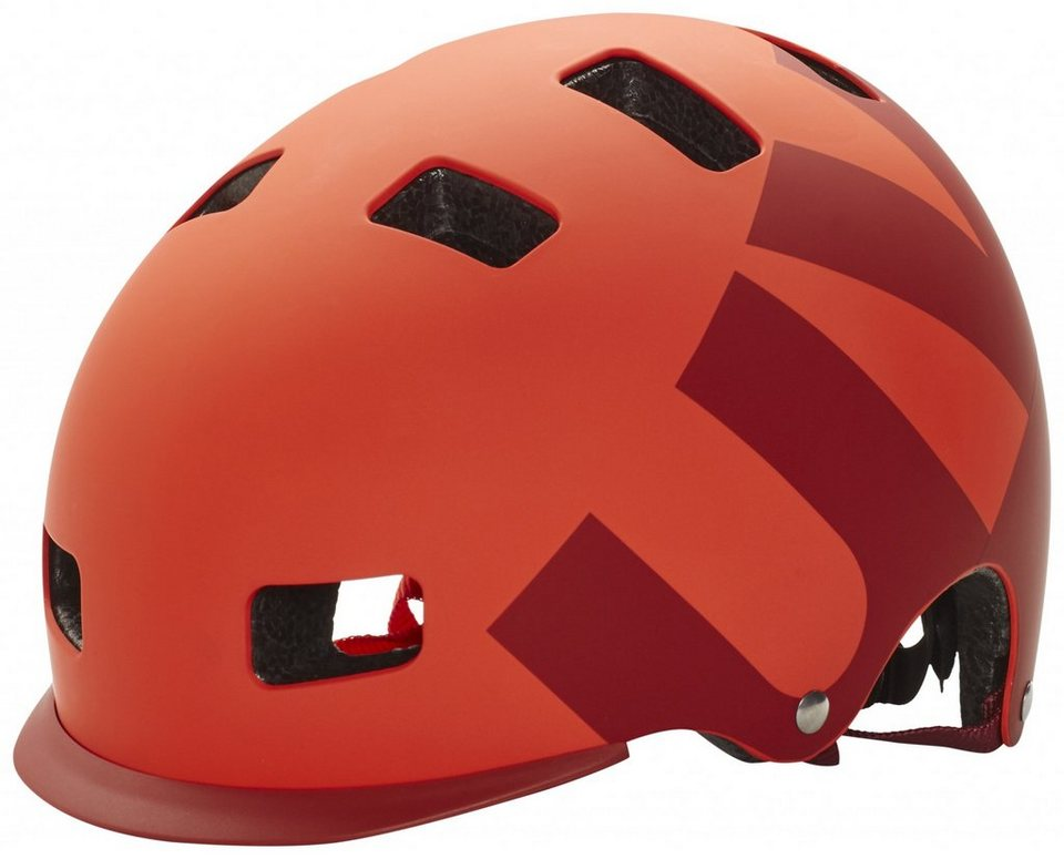 UVEX Fahrradhelm »hlmt 5 bike pro Helm« in rot