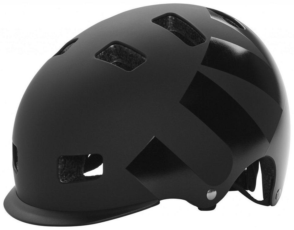 UVEX Fahrradhelm »hlmt 5 bike pro Helm« in schwarz