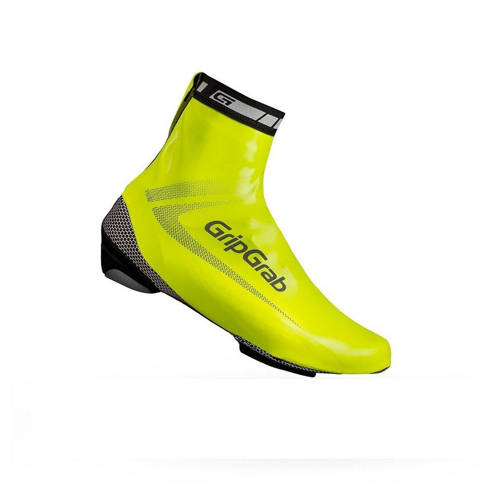 GripGrab Fahrradschuhe »RaceAqua Hi-Vis Shoe Covers« in gelb