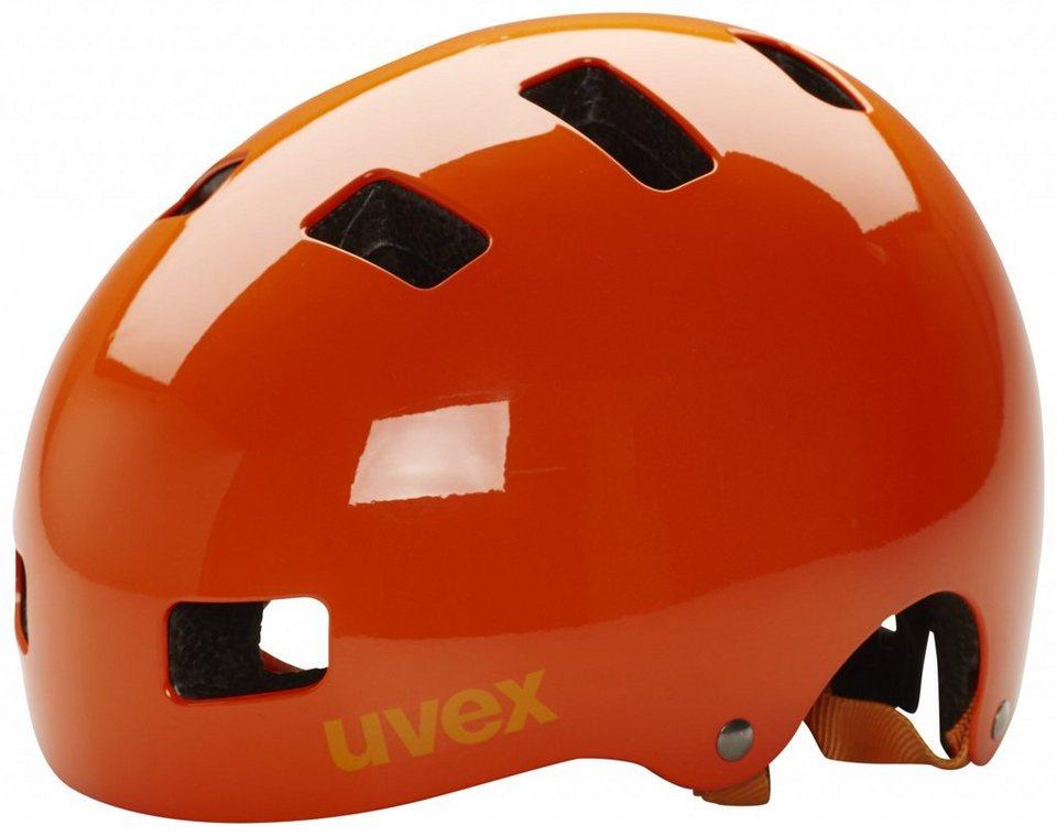 Uvex Fahrradhelm »hlmt 5 bike Helm« in orange