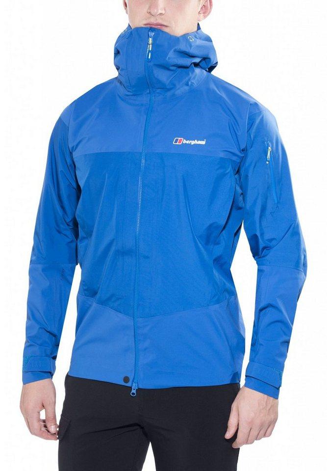 Berghaus Regenjacke »Extrem 8000 Pro Jacket Men« in blau
