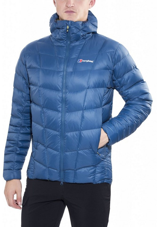 Berghaus Outdoorjacke »Nunat Reflect Down Jacket Men« in blau