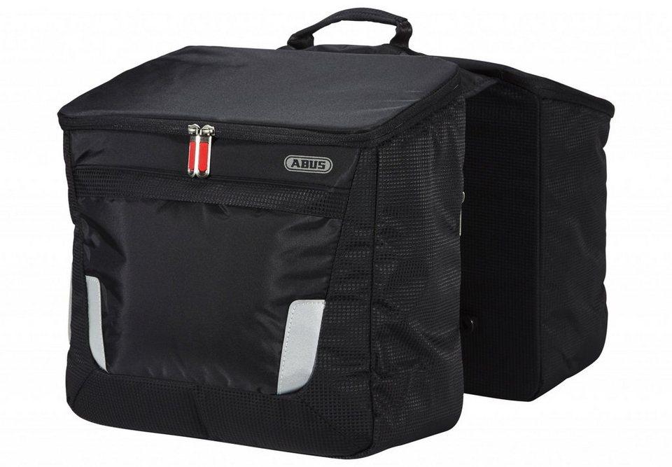 ABUS Gepäckträgertasche »Oryde ST 2550 Doppelpacktasche KF«