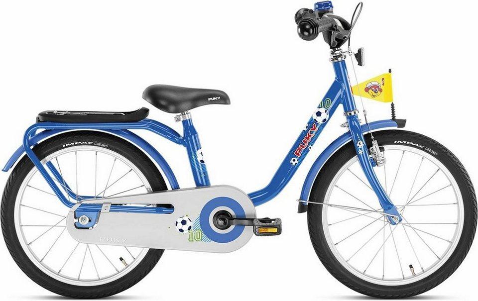 Puky Kinderrad »Z 8 Kinderfahrrad« in blau