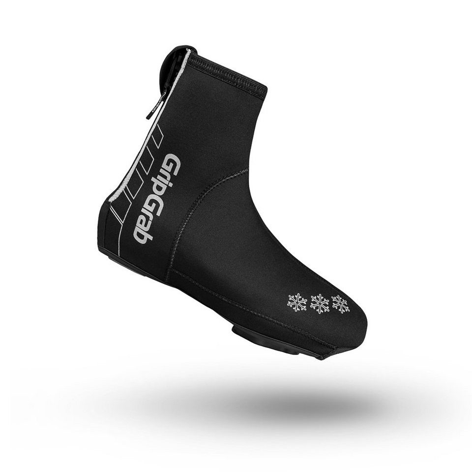 GripGrab Fahrradschuhe »Arctic Überschuhe« in schwarz