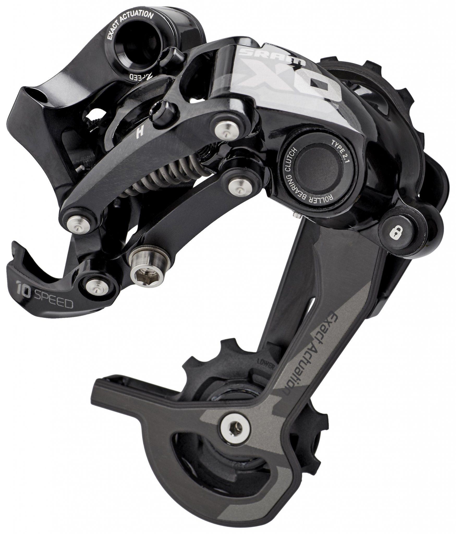 SRAM Schaltung »X.0 Type 2.1«