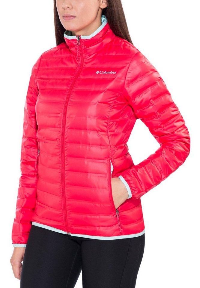 Columbia Outdoorjacke »Flash Forward Down Jacket Women« in rot