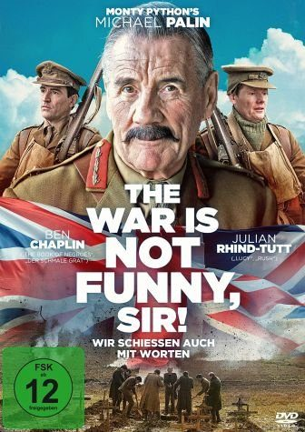 DVD »The War Is Not Funny, Sir! - Wir schießen auch...«