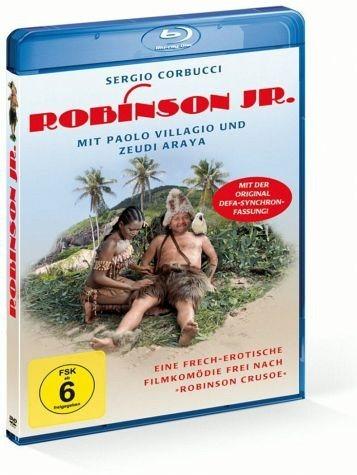 Blu-ray »Robinson Jr.«