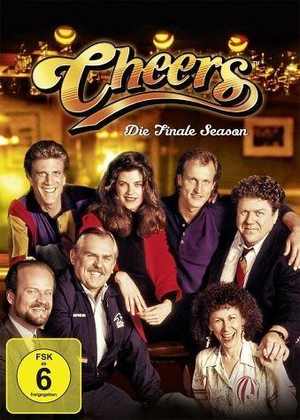 DVD »Cheers - Die finale Season (4 Discs)«