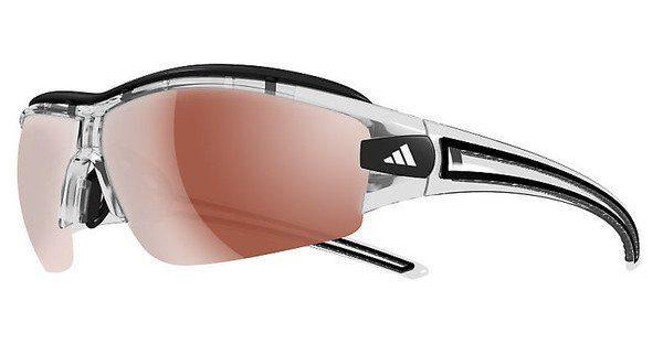 adidas Performance Adidas Performance Herren Sonnenbrille »Evil Eye Halfrim Pro L A167«, grau, 6054 - grau