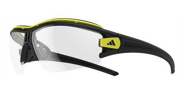 adidas Performance Adidas Performance Herren Sonnenbrille »Evil Eye Halfrim Pro L A181«, weiß, 6089 - weiß/blau