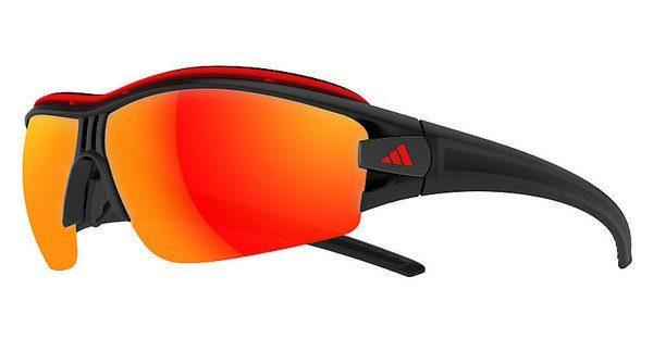 adidas Performance Adidas Performance Sonnenbrille »Evil Eye Halfrim Pro S A198«, schwarz, 6088 - schwarz/ orange