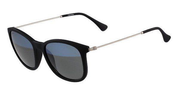 Calvin Klein Damen Sonnenbrille » CK3173S«, schwarz, 001 - schwarz