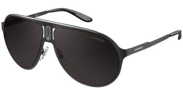 Carrera Sonnenbrille » CHAMPION/MT« in 003/NR - schwarz/grün