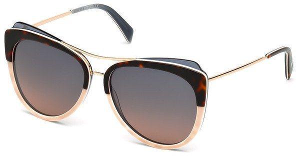 Just Cavalli Damen Sonnenbrille » JC721S« in 56Z - braun