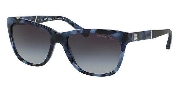 MICHAEL KORS Damen Sonnenbrille »RANIA II MK2022«