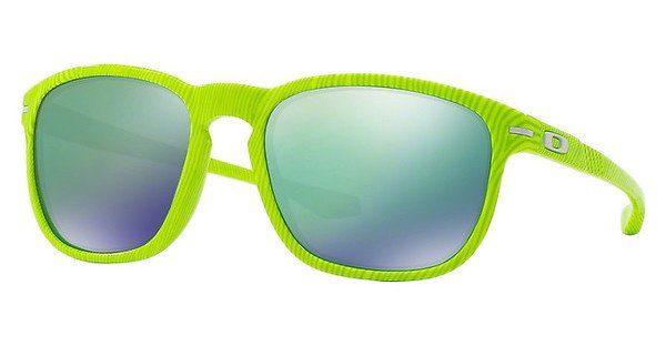 Oakley Herren Sonnenbrille »ENDURO OO9223«, grün, 922325 - grün/grün