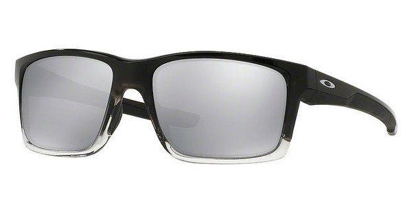 Oakley Herren Sonnenbrille »MAINLINK OO9264«, schwarz, 926427 - schwarz/schwarz
