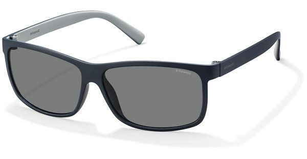 Polaroid Herren Sonnenbrille » PLD 3010/S« in LLU/C3 - blau/grau