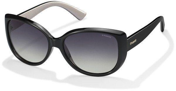 Polaroid Damen Sonnenbrille » PLD 4031/S« in LWW/IX - schwarz/grau