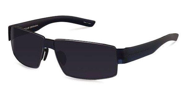 Porsche Design Herren Sonnenbrille » P8529« in C - grau/ blau
