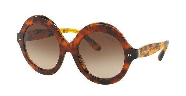 Ralph Lauren Damen Sonnenbrille » RL8140« in 535713 - braun/braun