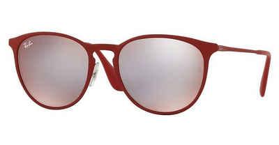catwalk Eyewear Sonnenbrille, im modischen Design, rot, schwarz-rot