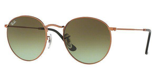 ray ban sonnenbrille round metal